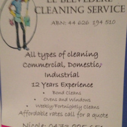 Nicole S  Cleaner, Geelong VIC 3220, Australia - Airtasker
