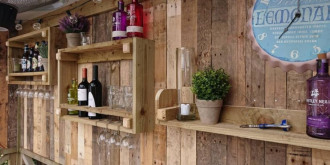 35 Gorgeous garden bar ideas